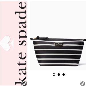 NWT Kate Spade ♠️ Jodi Cosmetic Bag